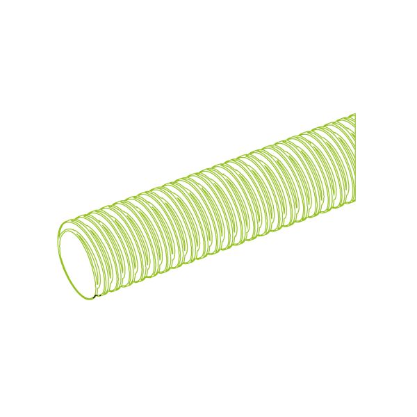 Trapezoidal threaded screw