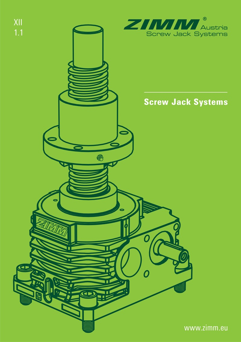 Screw Jack Systems | 1.1 | English