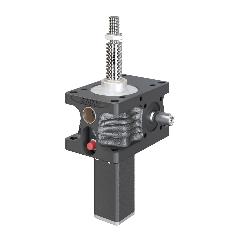 25kN-30x6-S-Trapezoidal screw | ZE