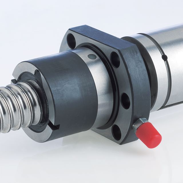 Use of ball screw drives in automation technology